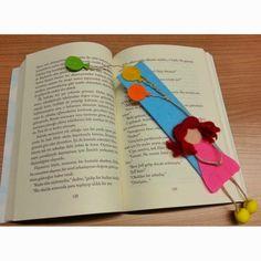 meraklı baykuş'un defteri...: Kitap Ayracı