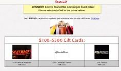 Peering Into a Pinterest Scam Toolkit