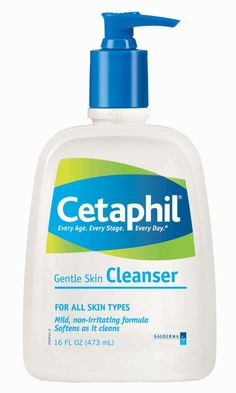 "Cetaphil Gentle Skin Cleanser, $11.99; drugstore.com ""It's great to balance anti-aging treatments with a mild, basic cleanser to minimize irritation, and most people can't go wrong with this one."" --Ranella Hirsch"