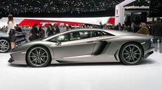 Top Luxury Sports Cars At Geneva Motor Show8 Chinadailycn : Luxury Sports Cars