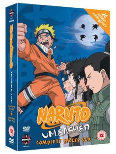 Naruto Unleashed - Complete Series 6 [DVD] [2002] ANCHOR BAY http://www.amazon.co.uk/dp/B002JWK4Y4/ref=cm_sw_r_pi_dp_Rrjjub1TEBNF4