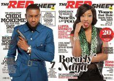 Naija D.E.E.V.A.S.: Actors Chidi Mokeme & Beverly Naya for The Redshee...