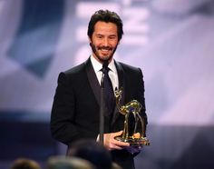 keanu reeves | Keanu Reeves was spotted at the Bambi Awards in Germany this evening ...