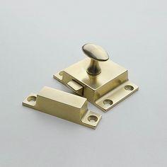 Horton Brasses Cabinet Latch - Small