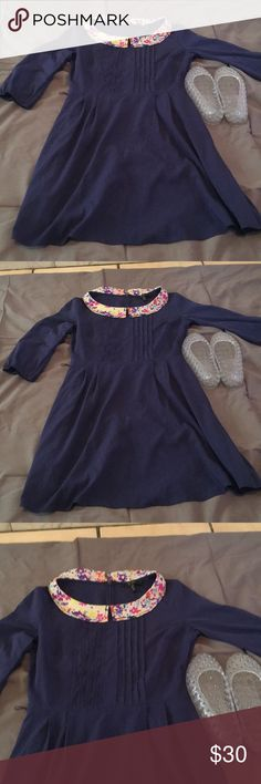 Two pieces a dress and a sandal Kids dress and sandal size 5:6 and shoe size Gymboree Jessica Simpson Other