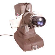 Vintage TDC Slide Projector.