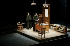 Doubt: a Parable  set design
