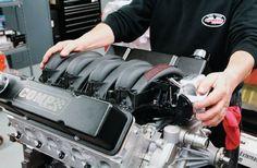 GM 383 Stroker LS V8 Build 021