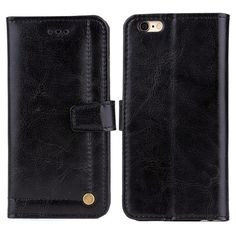 Genuine Leather Case With Simple Design For iPhone 6 Plus