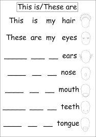 Resultado de imagen de this is these are worksheet