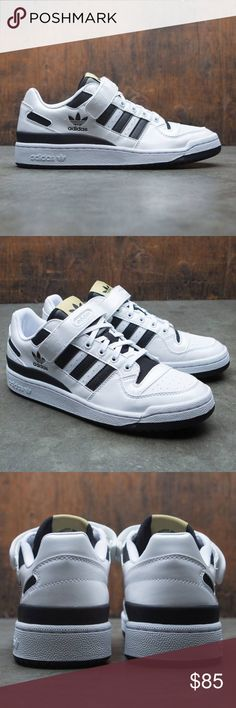 big sale d74ef 13d41 Adidas Forum Lo Mens Shoe Size 11 Brand New adidas Forum Lo shoes. White  core
