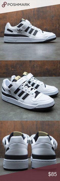 big sale fb494 41ff1 Adidas Forum Lo Mens Shoe Size 11 Brand New adidas Forum Lo shoes. White  core