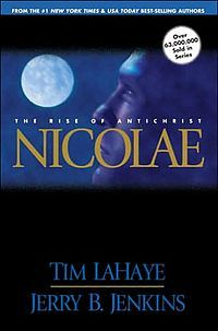 Nicolae: The Rise of Antichrist is the third book in the Left Behind series. It was written by Tim LaHaye and Jerry B. Jenkins in 1997 and was published on Wednesday, October 1 of that year. It takes place 18-21 months into the Tribulation