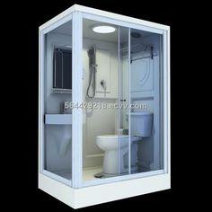 prefab bathroom pod