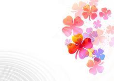 Flori, Model, Fundal, Felicitare, Structura, Textură
