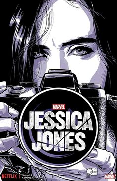 Jessica Jones is getting back to unfinished business. Today, Netflix announced the Marvel's Jessica Jones Season 2 premiere date. Jessica Jones Marvel, Ms Marvel, Jessica Jones Season 2, Jessica Jones Netflix, Jessica Jones Tv Show, Marvel Avengers, Marvel Jokes, Netflix And Chill, Top Ten Tv Shows