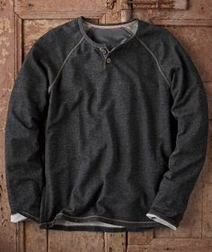 Effortlessly Cool Men's Pullovers - Thundercloud Pullover - Carbon2Cobalt