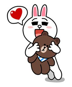 ♥️♥️cony and brown's doll
