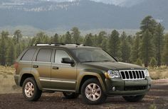 Jeep Grand Cherokee V6 CRD LIMITED 2005