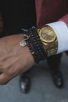 Macho Moda - Blog de Moda Masculina: Acessórios Monocromáticos e Minimalistas chegam forte pro Vestuário Masculino