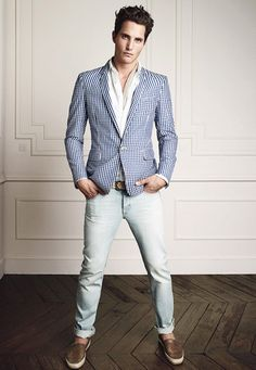 Monsieur's guide to Men's Smart Casual-HE-Mango-Spring-2012-13a