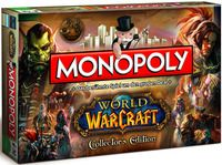 Monopoly: World of Warcraft Collector's Edition | Board Game | BoardGameGeek