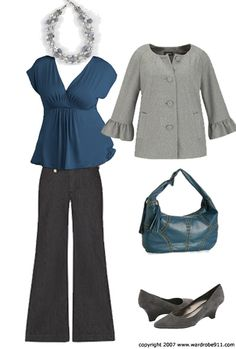 plus-size work wear