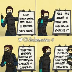 Rainbow Six Siege Memes Rainbow Six Siege Art Video Game Memes Video Games