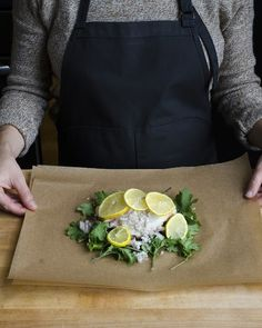 How to 'en papillote' the Sun Basket way