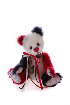 Turvy Bear, Minimo Bear by Charlie Bears™