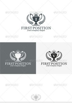 First Position Logo — Transparent PNG #ornament #cupe • Available here → https://graphicriver.net/item/first-position-logo/4086598?ref=pxcr