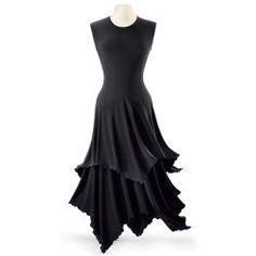 Lettuce Edged Dress