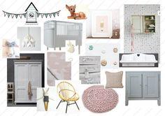 Kinderkamer Roze Grijs : 26 beste afbeeldingen van babykamer grijs blauw voor jongens en