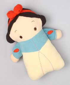 Take a look at this Snow White Plush Toy by Blow-Out on #zulily today!