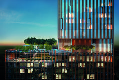 Manhattan Loft Gardens – Manhattan Loft Corporation - Real estate development in Stratford London. Contemporary architecture.