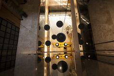 Colour 25. Zinnia (Présence). Project ALTIN KOZA UNIVERSITESI. Architect IK Akademi Insaat Projeve Taahhut AS,CRAFT 312 STUDIO. Project developer KOZA IPEK (Tedarik Danismanlik A.S.). CANKAYA - ANKARA (TR)