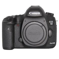 Canon EOS 5D Mark III (Body) Digital SLR Camera. List Price: $3,399.99 Price: $2,549.99 You Save: $850.00 (25%)