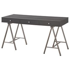 Coaster Desks Desk w/ 3 Drawers - Coaster Fine Furniture