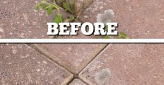 Natural Weed Control  I don't usually post these things unless I have tried them, And this works. I was amazed how fast I saw results too.  Mix:  1 Gallon white…