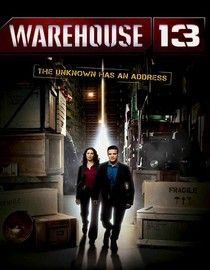 Warehouse 13....HOW did I miss this show earlier????  New Fave!  Thank God for Netflix!