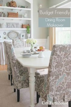 27 best dining chair covers images in 2014 dining rooms rh pinterest com