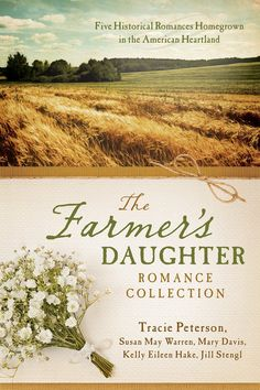New Release (Historical romance collection) by Tracie Peterson, Susan May Warren, Jill Stengl, Mary Davis, Kelly Eileen Hake http://www.amazon.com/The-Farmers-Daughter-Romance-Collection-ebook/dp/B00MO0KW52/ref=as_sl_pc_ss_til?tag=cathbrya-20&linkCode=w01&linkId=IJPAN3VFHW5K6VSK&creativeASIN=B00MO0KW52