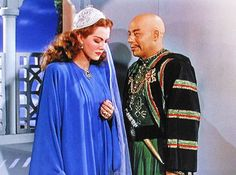 THAT WOMAN IS ME: MARIA MONTEZ AND KURT KATCH IN ALI BABA AND THE FORTY THIEVES