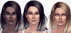 Memory Skin at S4 Models via Sims 4 Updates
