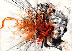 Iain Macarthur - More artists around the world in : http://www.maslindo.com #art #artists #maslindo