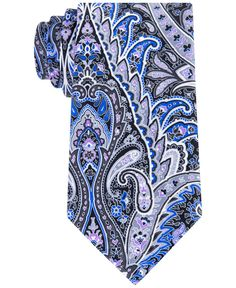 Geoffrey Beene Men's Festival Chic Paisley Tie