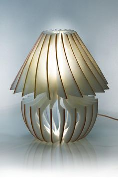 What do you think to this lamp made of #himacs? You design it, we create it!