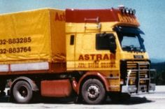 The TruckNet UK Drivers RoundTable Thema anzeigen Astran / Middle Cool Trucks, Big Trucks, The Middle, Middle East, Old Lorries, Old Wagons, British Rail, Vintage Vans, Cars And Motorcycles