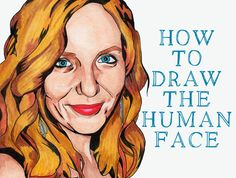 Drawing the human face can be a daunting task -- but once you download + read the free Craftsy eGuide, you'll find that it's much easier than you thought!