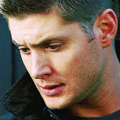[gif] Dean Winchester has the #eyes of a Disney princess.  This is such  pretty gif.  Clicky Clicky!